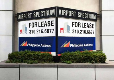 flat signs for lease