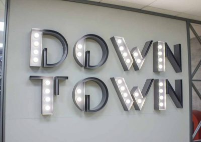 marquee channel letters