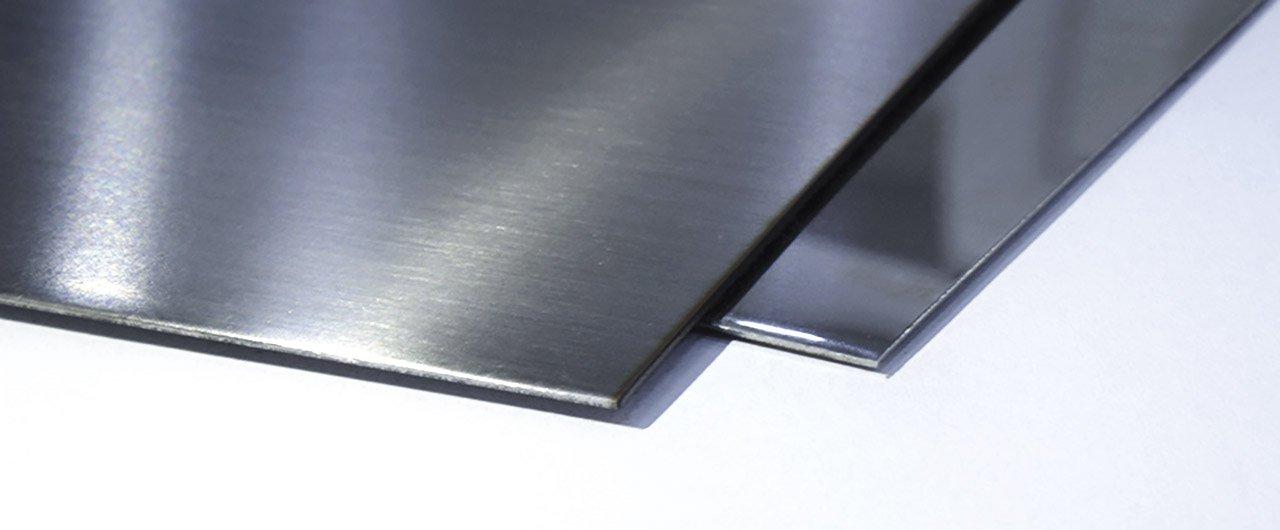aluminum vs brushed vs reflective sheets