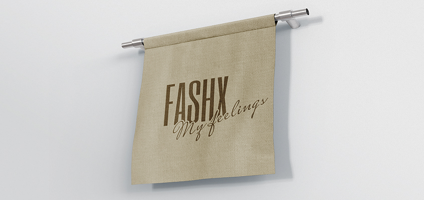 Fashx eco-friendly marketing done with canvas material