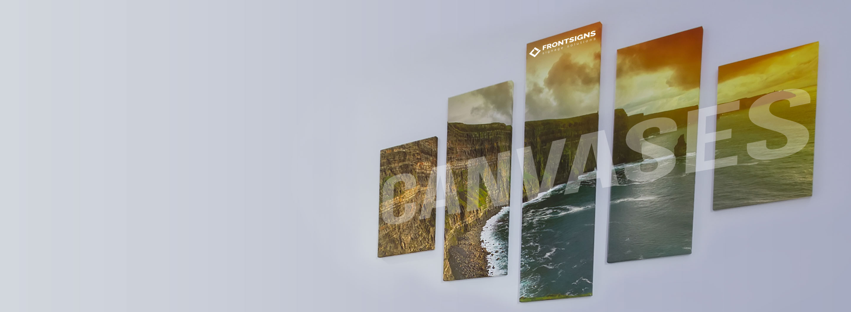 Canvases for your home or office interior decoration