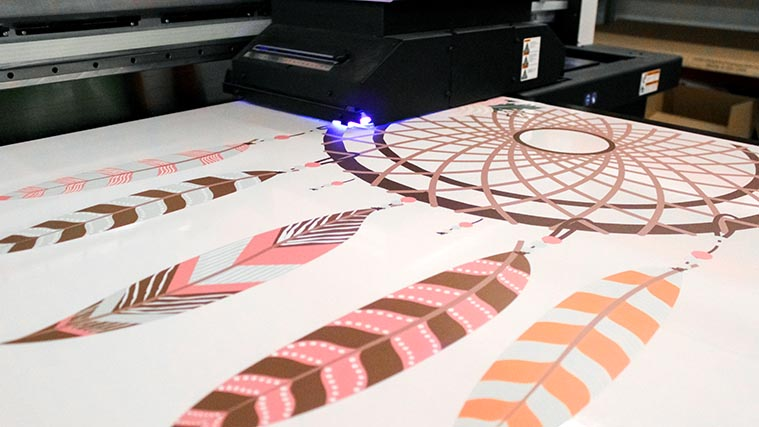 Decorative Gatorboard sign printing