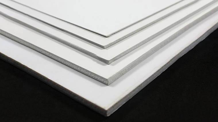 Different thickness Foam boards
