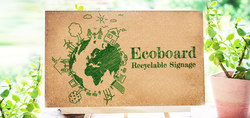 EcoBoards as green promotional items