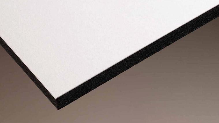 Gatorboard material sample