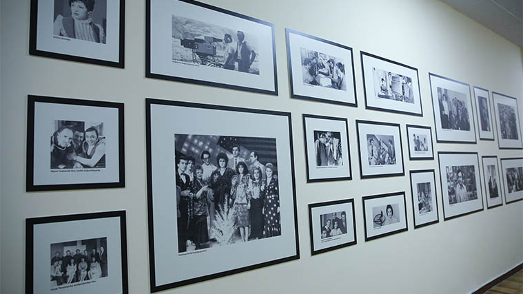 Photos printed on PVC