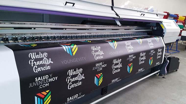 Premium-quality banner
