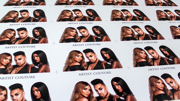 Artist Couture Opaque Vinyl Stickers ready to slay