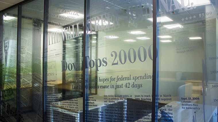 Window Decals for office