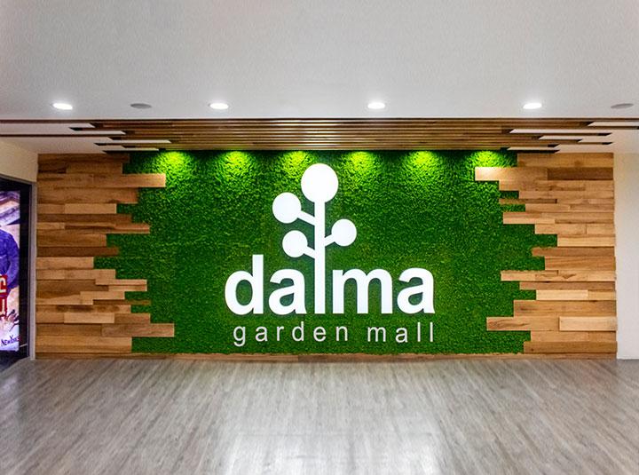 indoor illuminated sign