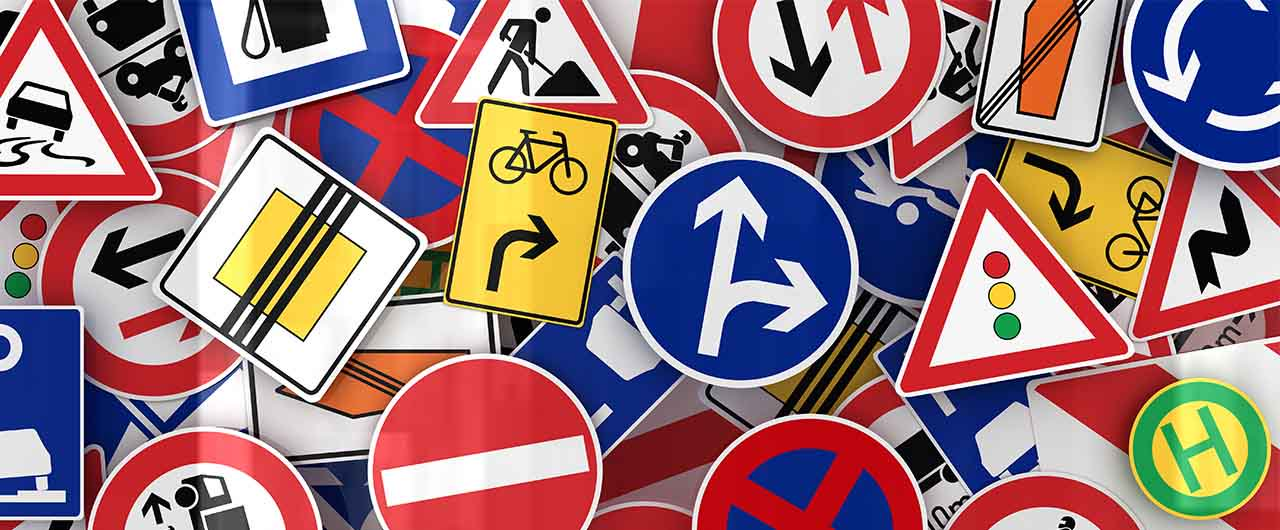 The Difference Between Road Signs Around The World