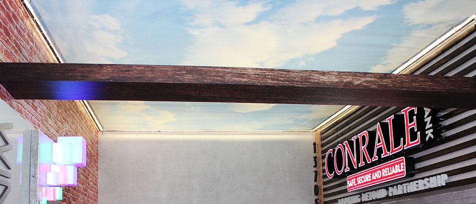 CONRALE vinyl banner printing