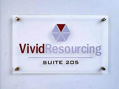 vivid-resourcing-acrylic-sign