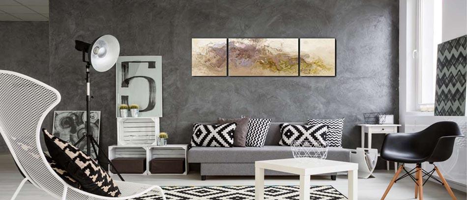 wall decor for interior design