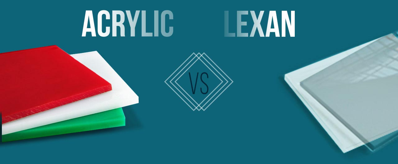 Acrylic: Glass or Plastic? Acrylic vs Lexan [with Infographics]