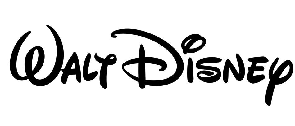 Walt Disney display font