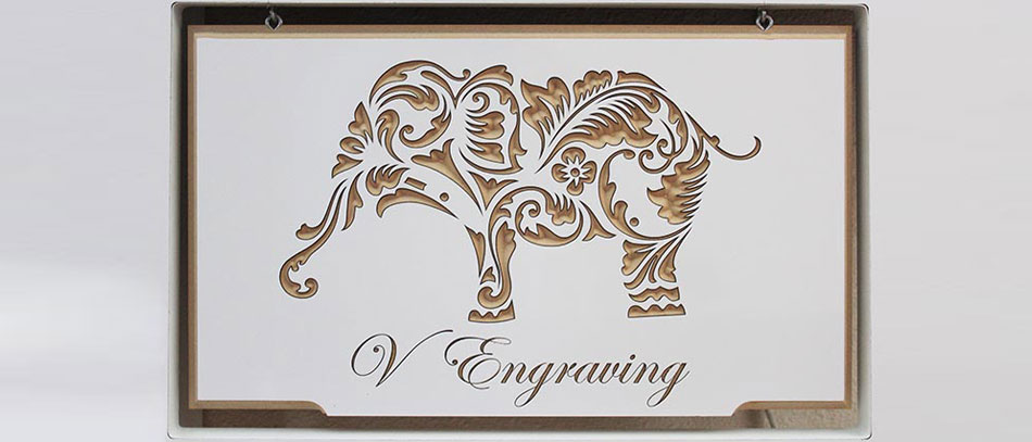 Ornamented-Elephant-with-V-groove-graphics