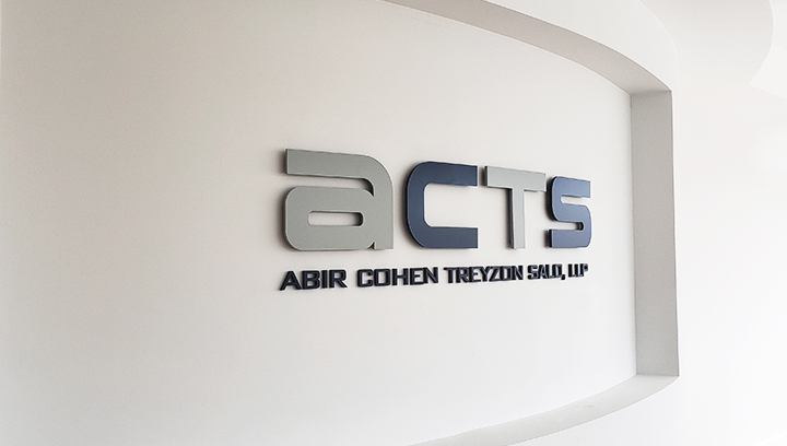 acrylic-3d-office-letters
