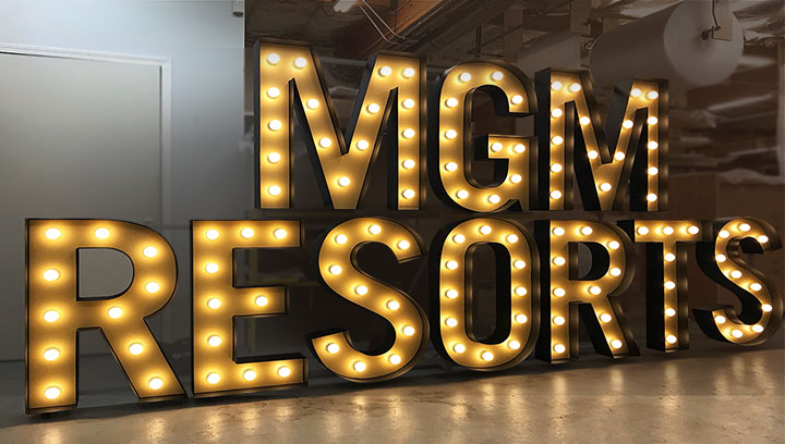 large-marquee-letters