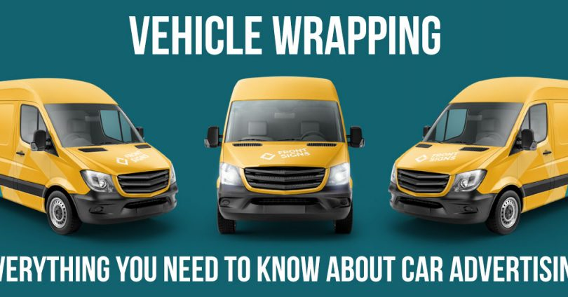 vehicle wrapping, everything about car advertising