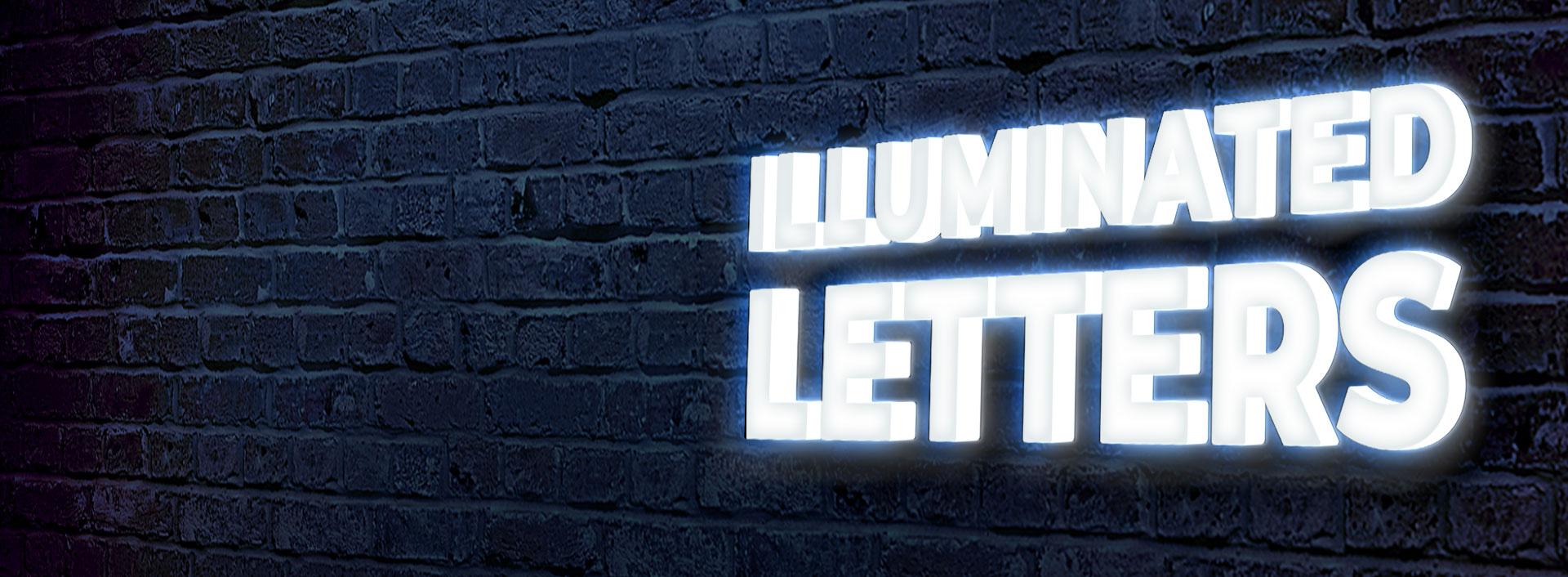 Eye-catching Illuminated Letters