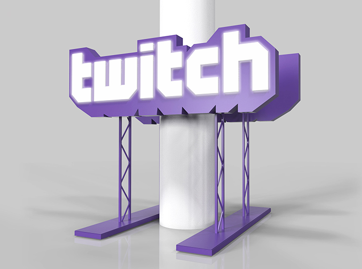 twitch-stand-3d-rendering
