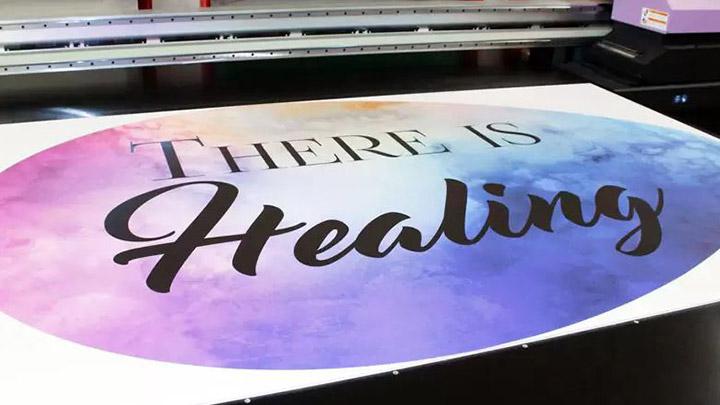 Foamboard sign printing