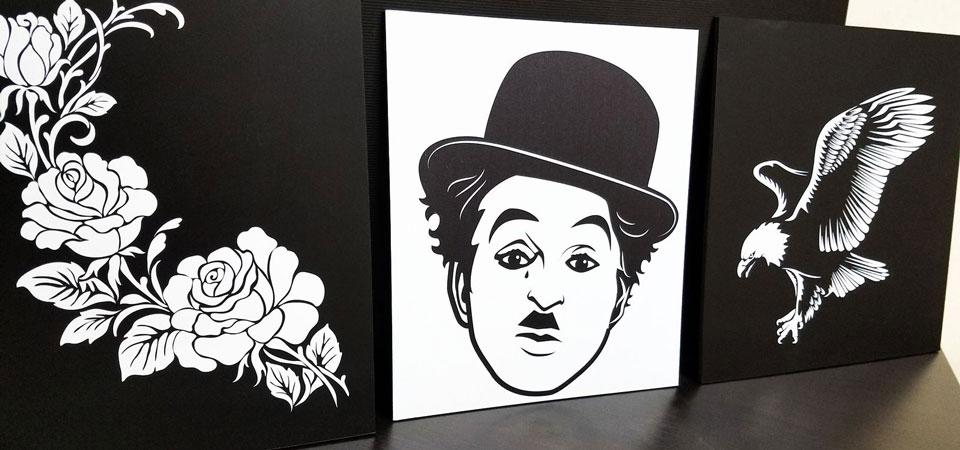 Printed-Decorative-Gatorboard-Signs