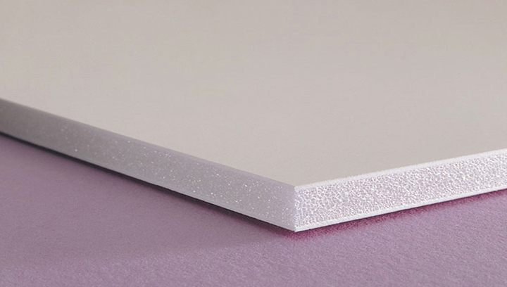foam board sign material