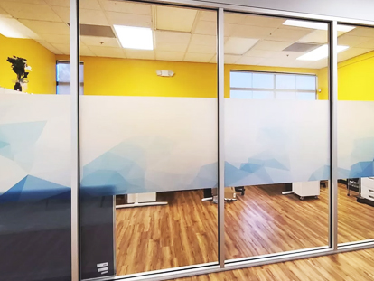 office-frosted-vinyl-decals