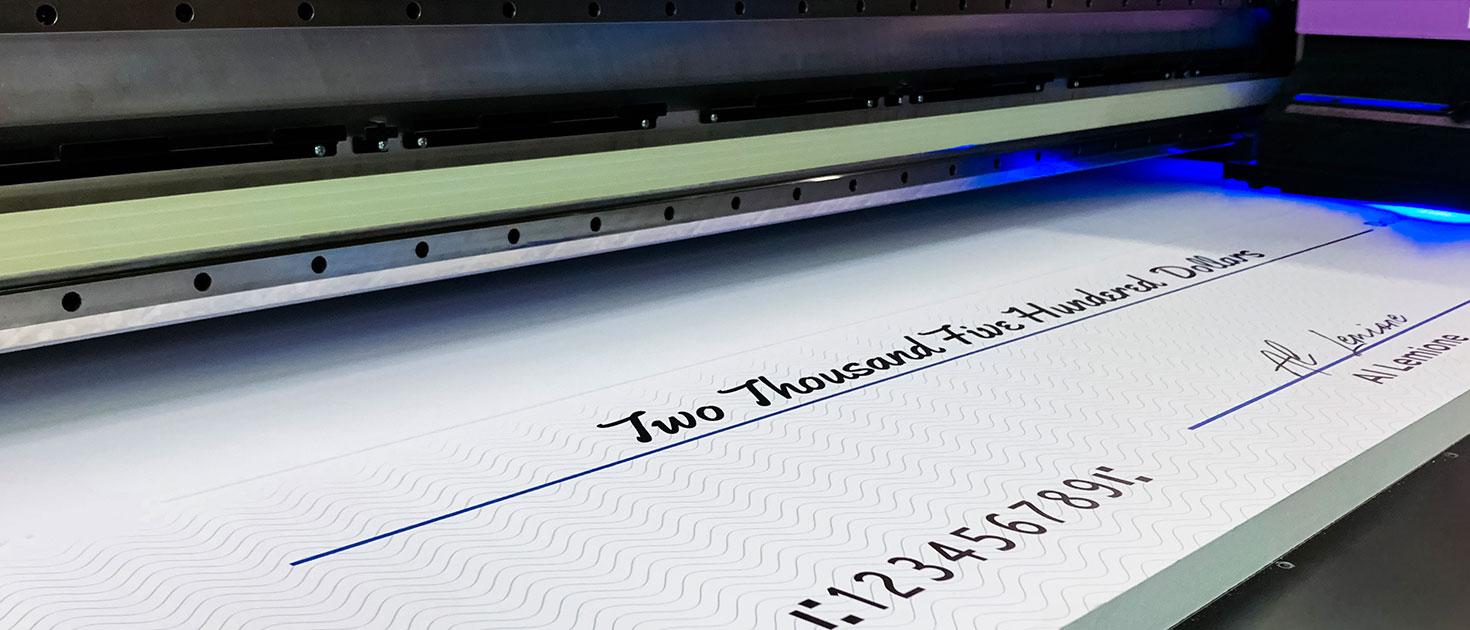 printing on foamboard