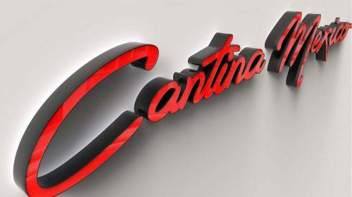 3D Letters 3D Modeling