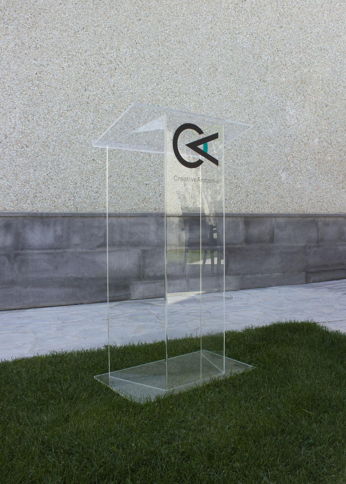 Custom Acrylic Stand