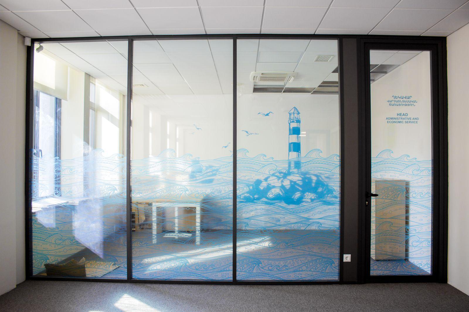 Custom Office Decorations