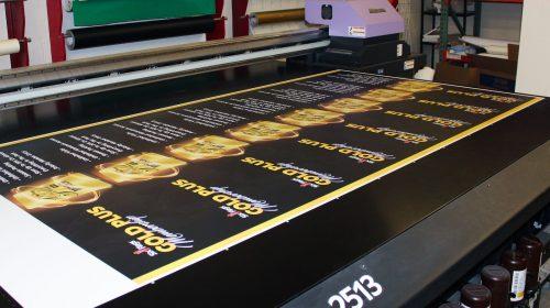 Gold Plus PVC Printing