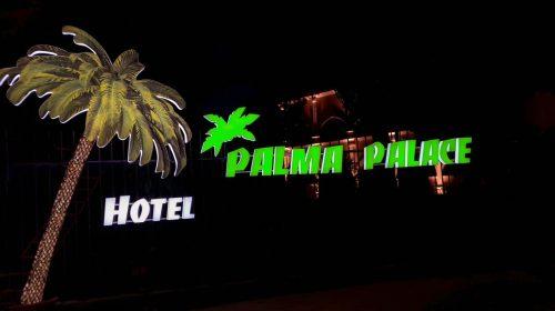 Illuminated Logo Signage