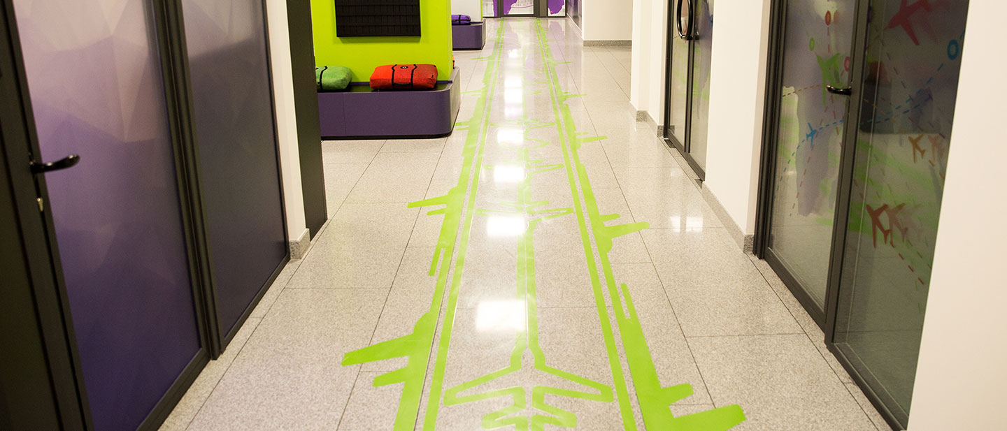 Indoor Floor Decals