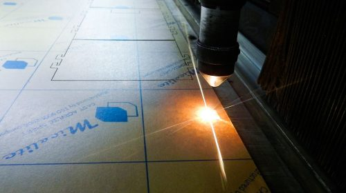 Laser Cutting Acrylic sheet