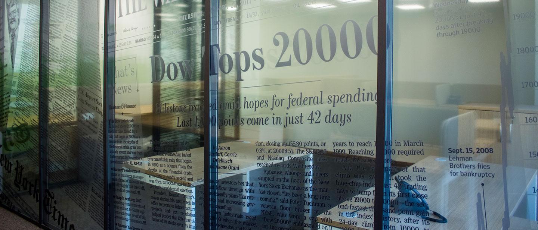 Office Window Decals