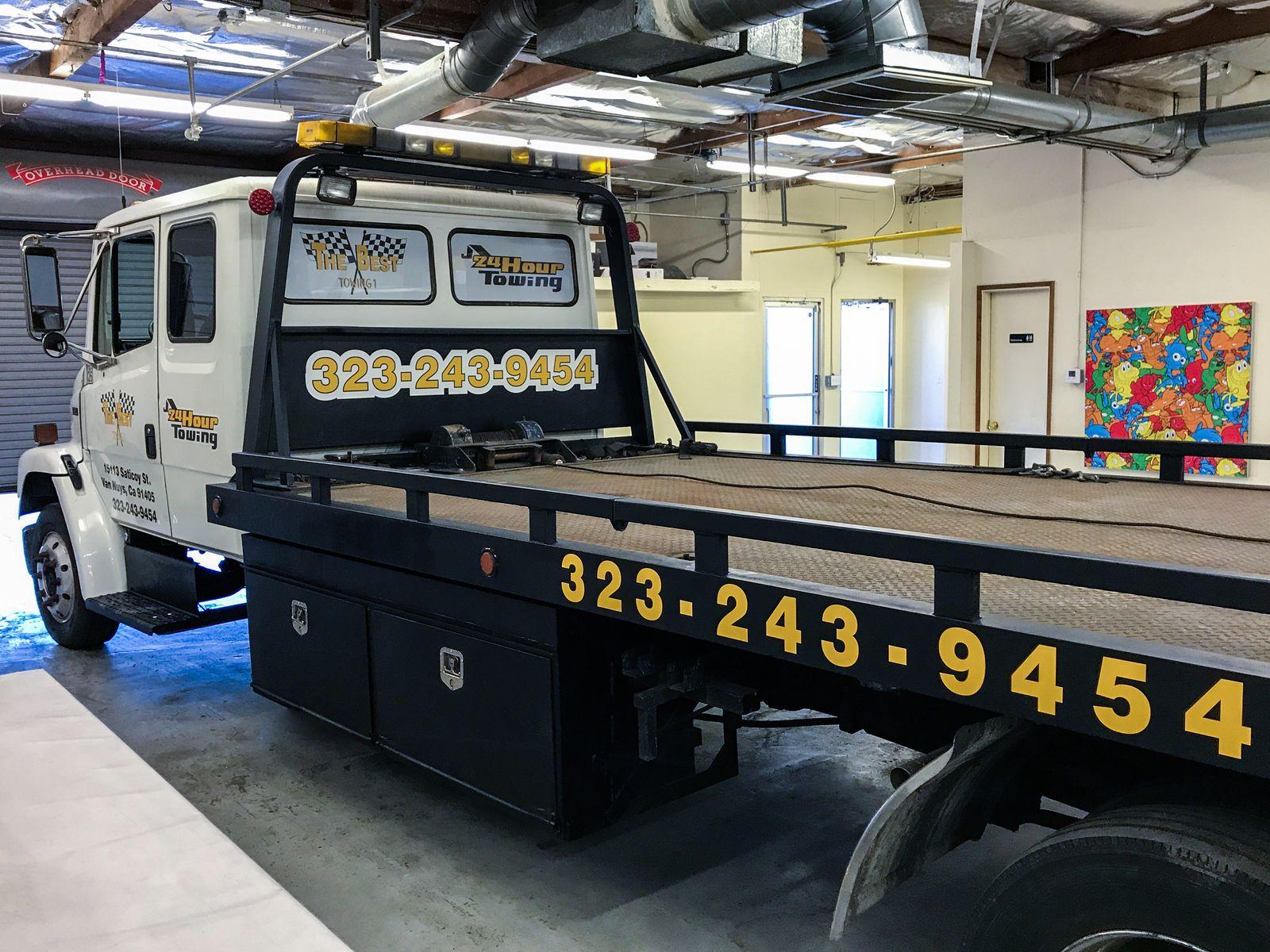 Opaque Vinyl truck wrap