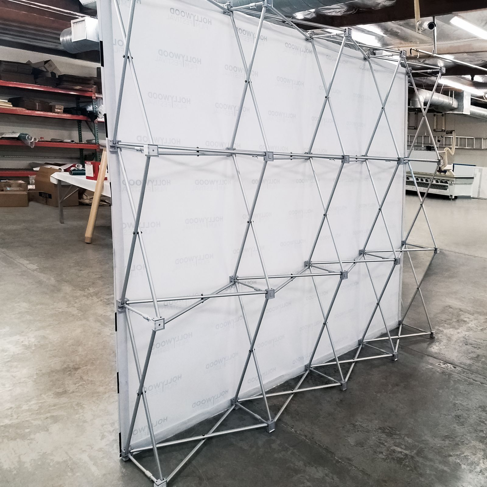 Pop-up Display Construction