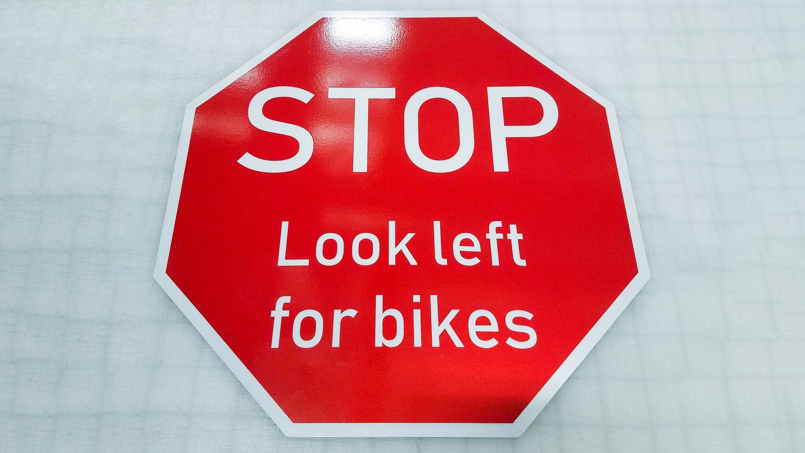 Reflective Aluminum Stop Sign