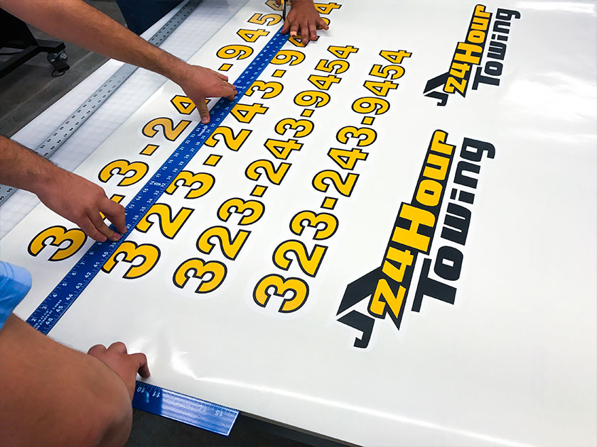Sign Repair and Replacement