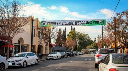 Street Vinyl Banner
