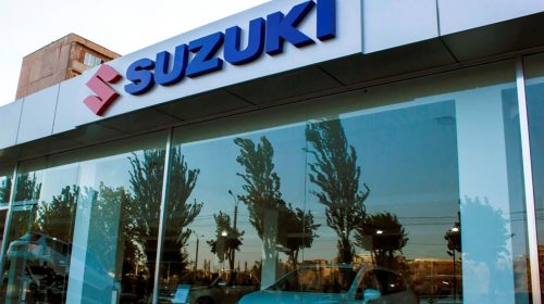 Suzuki Illuminated letters