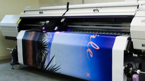 Vinyl Banner Landscape Printing