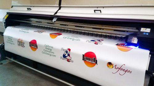 Vinyl Banner UV Printing