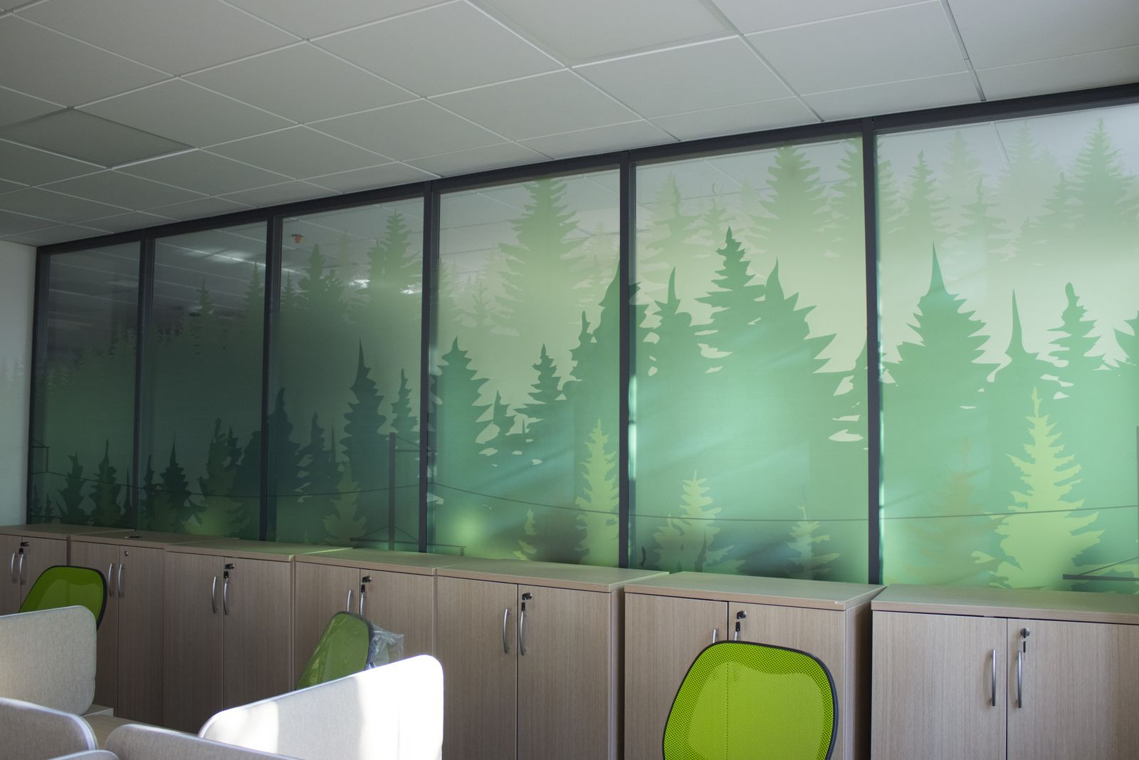 Window Clear Vinyl Decal