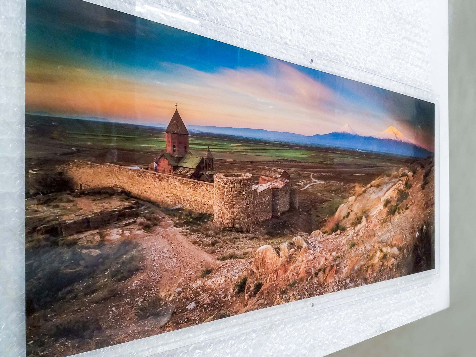 acrylic picture printing