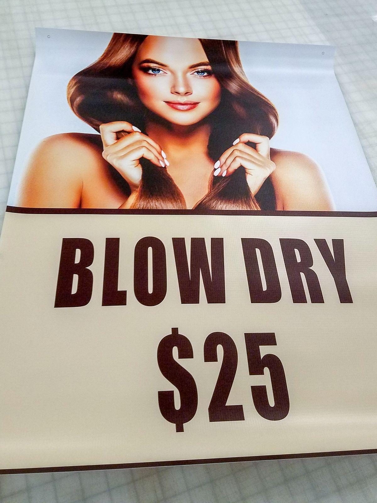 advertising vinyl banner